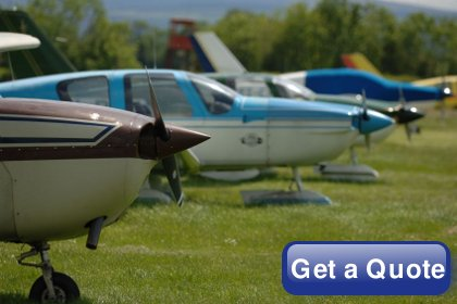 Get an aviation quote.
